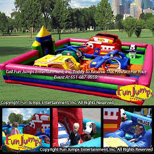 party rental minneapolis rescue heroes playland slide combo minnesota party
