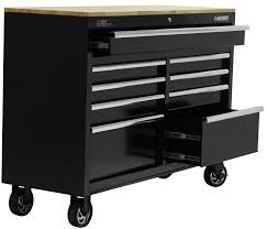 Mobile Tool Storage Cabinets Storage 9 Drawer Mobile Power Tools Rolling Casters Cabinet Chest