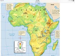 Mt Kilimanjaro Map The Africa Sahel Map Is A Historical Map Thinglink