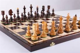 buy chess set 18 indian wooden chess set chess house