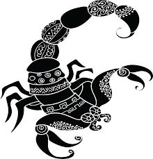 free clipart of a horoscope astrology zodiac scorpio scorpion