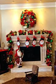 fireplace garland with lights ireland uk live christmas ideas