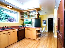 chic pink retro kitchen design ideas and cabinets brilliant