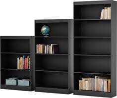 Staples Bookshelves by For Living 5 Shelf Bookcase Dark Cherry Product 68 4455 4 Sale