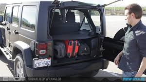 gpca jeep wrangler unlimited cargo cover lite versatile and