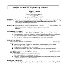 Resume Work Experience Examples For Students by Chronological Resume Template 23 Free Samples Examples Format