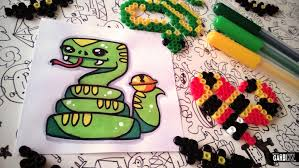 halloween snake halloween drawings how to draw cute snake by garbi kw youtube