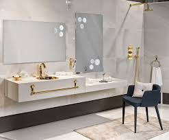 nest by tamara thg paris brought luxury bath collections to icff