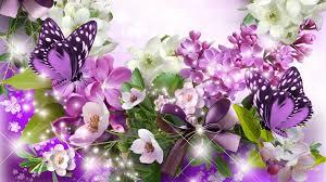 spring fantasia hd desktop wallpaper widescreen high