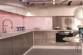 cuisine pastel échantillon de verre pour crédence de cuisine sur mesure