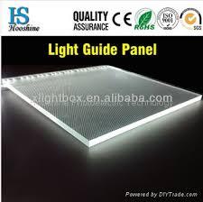light guide plate suppliers light guide plate acrylic sheet lgp hsl hs china manufacturer