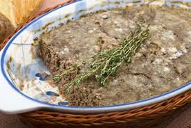 cuisiner le chamois recette terrine de sanglier ou chevreuil 750g