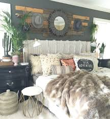 Earthy Room Decor by Boho Glam Rustic Bedroom Bedroom Design Ideas Pinterest