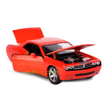 Dodge Challenger Concept - year 2014 special edition series 1 18 scale die cast car set