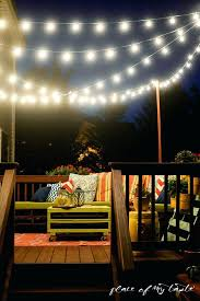 post to hang string lights how to hang outdoor string lights posts for hanging outdoor string