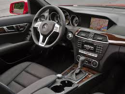 2013 mercedes c class interior 2013 mercedes c class price photos reviews features