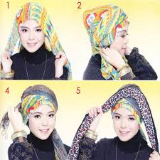 download video tutorial hijab turban turban hijab tutorial for android free download on mobomarket
