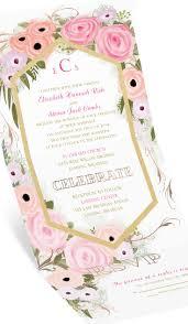 garden wedding invitation ideas 257 best pink wedding images on pinterest backyard friendship