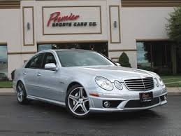 mercedes e63 for sale 2009 mercedes e63 amg for sale in springfield mo stock