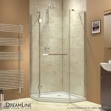 dreamline showers prism x hinged shower enclosure