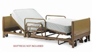 invacare full electric low bed free shipping