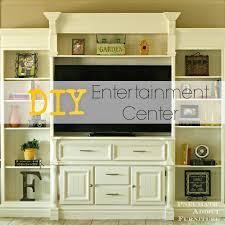 White Bedroom Entertainment Center Diy Entertainment Center Ideas Freeatvs Info