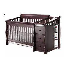 Convertible Cribs With Drawers Sorelle Tuscany 4 In 1 Convertible Crib And Changer Set In