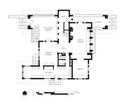 pictures of floor plans to houses file hills decaro house first floor plan jpg wikipedia