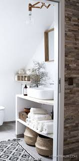 Shelving Ideas For Small Bathrooms by Storage Ideas And Styling Tips For Small Bathrooms Marilenstyles Com