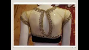 net blouse pattern 2015 net blouse designs youtube