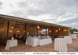 Barns At Wolf Trap Wedding Weddings U0026 Events Details Packages U2014 Wolf Trap Farm