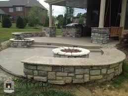 Outdoor Kitchen Pictures And Ideas by Cincinnati Outdoor Kitchens