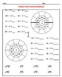 gedmath division skills basic and long division worksheets for