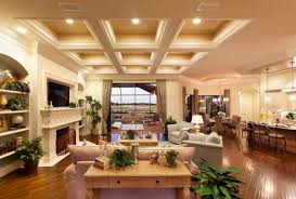 Stunning Interior Ceiling Design Ideas Contemporary House Design - Interior ceiling design ideas pictures
