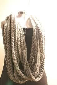 braided scarf 149 best crochet infinity scarf images on infinity