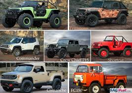 new jeep concept jeep celebrates platinum jubilee with 7 new suv concepts
