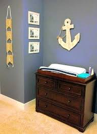 Nautical Wall Decor For Nursery Wall Decoration In The Changing
