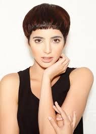 coupe de cheveux moderne coiffure tendance femme 2017