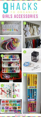organize hair accessories best 25 hair accessories storage ideas on organizing