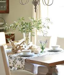 dining table dining table top decor ideas retro decoration