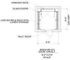 gun vault plans archives bee safe security inc