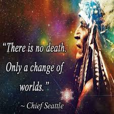 House Beautiful Change Of Address by There Is No Death Only A Change Of Worlds More Spirituality
