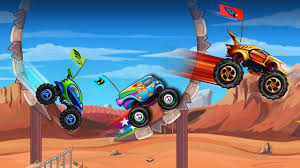 best nitro monster truck nitro heads best car games for kids to play android iphone