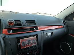 show us your custom interior paint jobs page 6 mazda3 forums