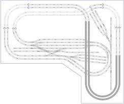 model train layouts u0026 track plans in ho scale various projects