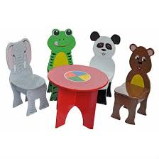kids animal table and chairs 35 best children table images on pinterest children furniture