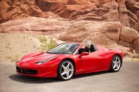 Ferrari 458 Spider - las vegas ferrari 458 spider let it ride exotic cars