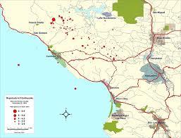 Map Of Cambria Ca Temblor Page Rongross Com
