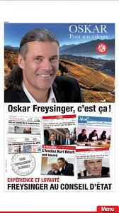 salaire d un commis de cuisine oskar freysinger du grand chef au commis de cuisine l 1dex