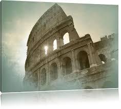 bilder xxl kolosseum rom bild auf leinwand xxl riesige bilder fertig gerahmt